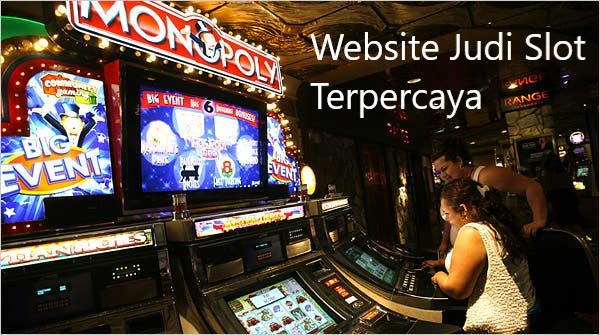 Website Judi Slot Terpercaya